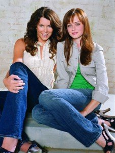 Gilmore Girls - Lorelai and Rory