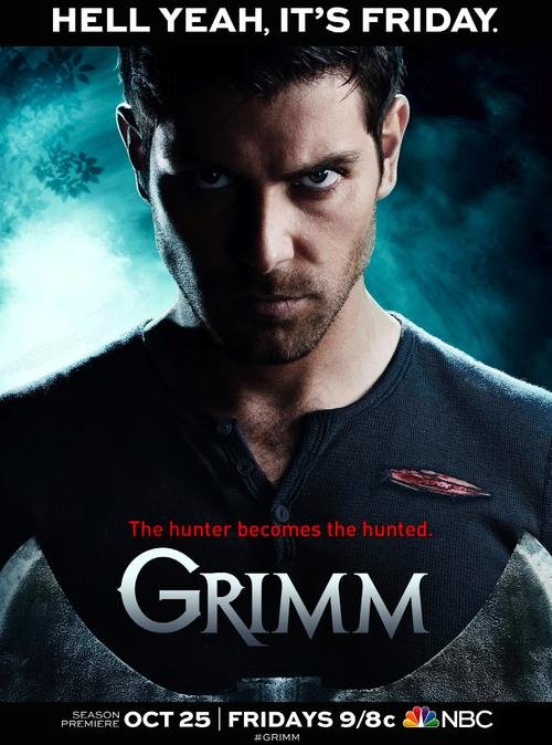 Grimm Season 3 Promotional Poster