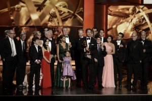 Modern Family wins Emmy Award for Comedy Series - 2013