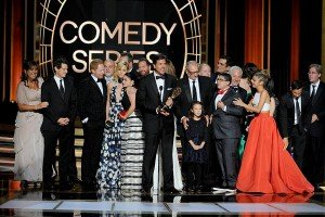 Modern Family wins Emmy Award for Comedy Series - 2014