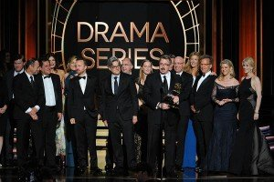 Breaking Bad wins Emmy Award for Drama Series - 2014