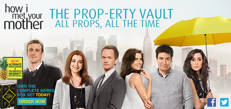 HIMYM-Sweepstakes